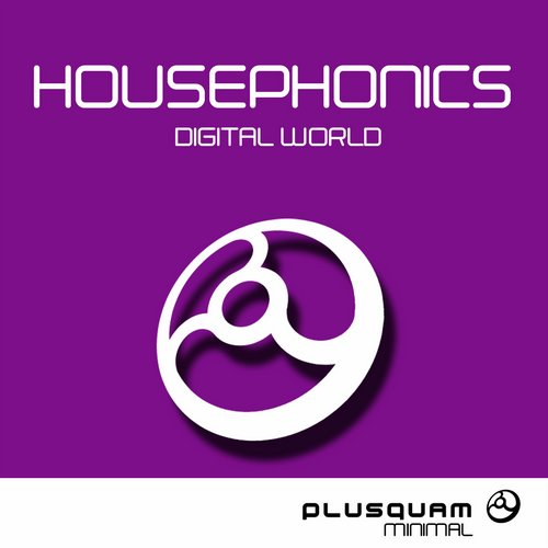 Housephonics - Digital World [361459 5301052]